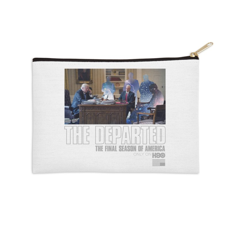The Leftovers Accessories Zip Pouch by FWMJ's Shop