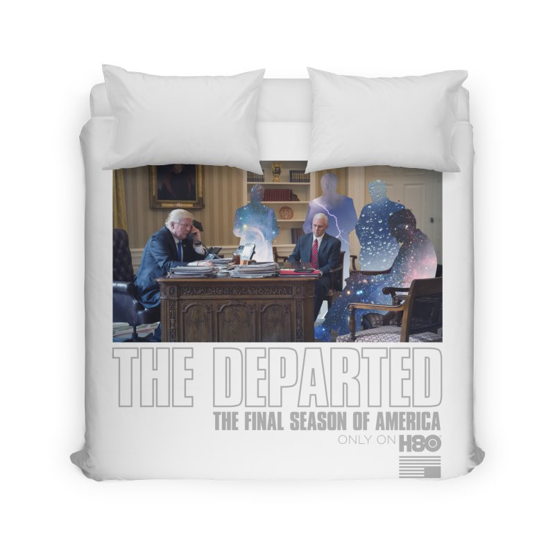 The Leftovers Home Duvet by FWMJ's Shop