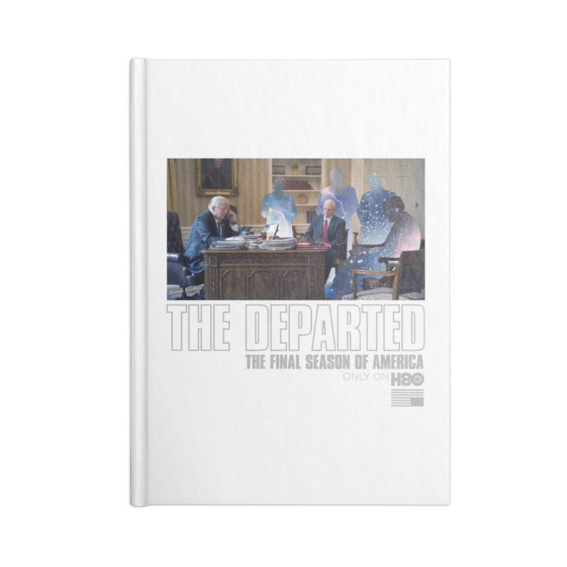 The Leftovers Accessories Notebook by FWMJ's Shop