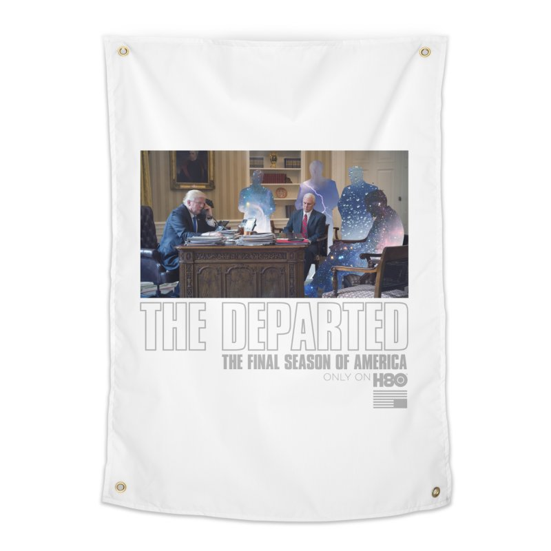 The Leftovers Home Tapestry by FWMJ's Shop
