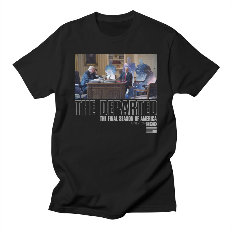 The Leftovers Men's T-shirt by FWMJ's Shop