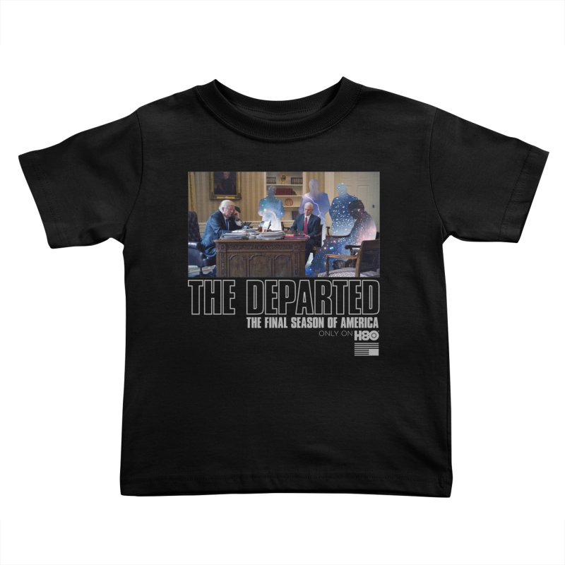 The Leftovers Kids Toddler T-Shirt by FWMJ's Shop