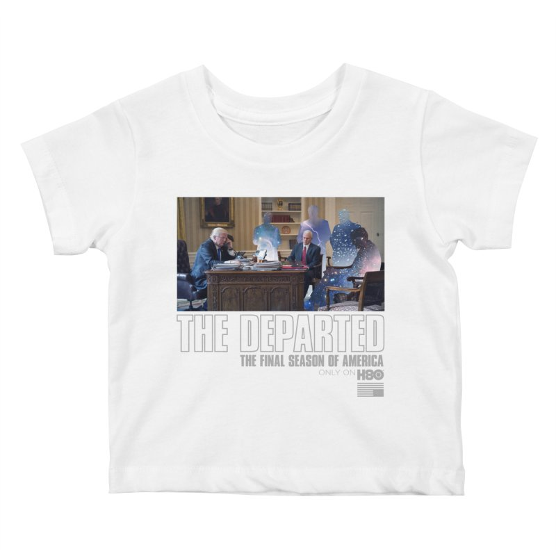 The Leftovers Kids Baby T-Shirt by FWMJ's Shop