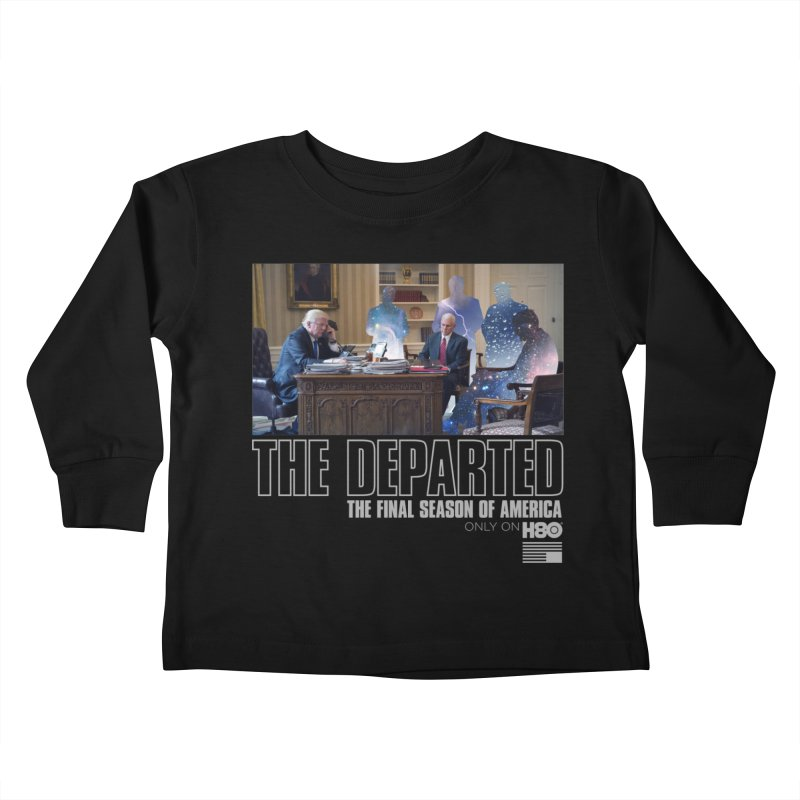 The Leftovers Kids Toddler Longsleeve T-Shirt by FWMJ's Shop