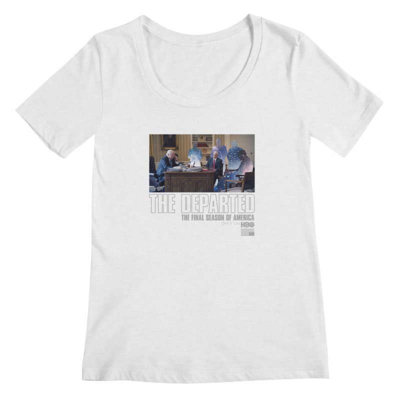 The Leftovers Women's Scoopneck by FWMJ's Shop