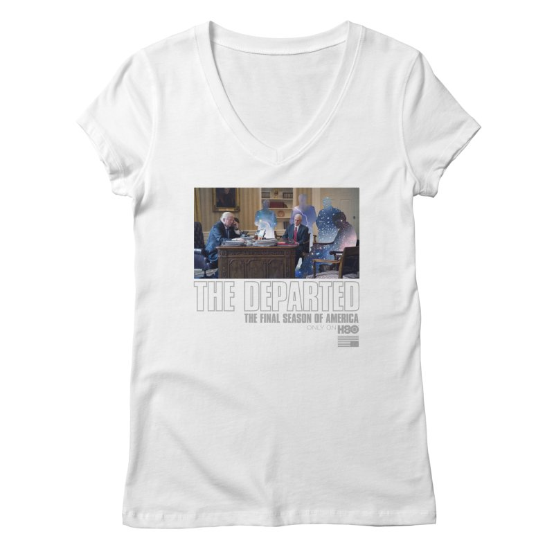 The Leftovers Women's V-Neck by FWMJ's Shop