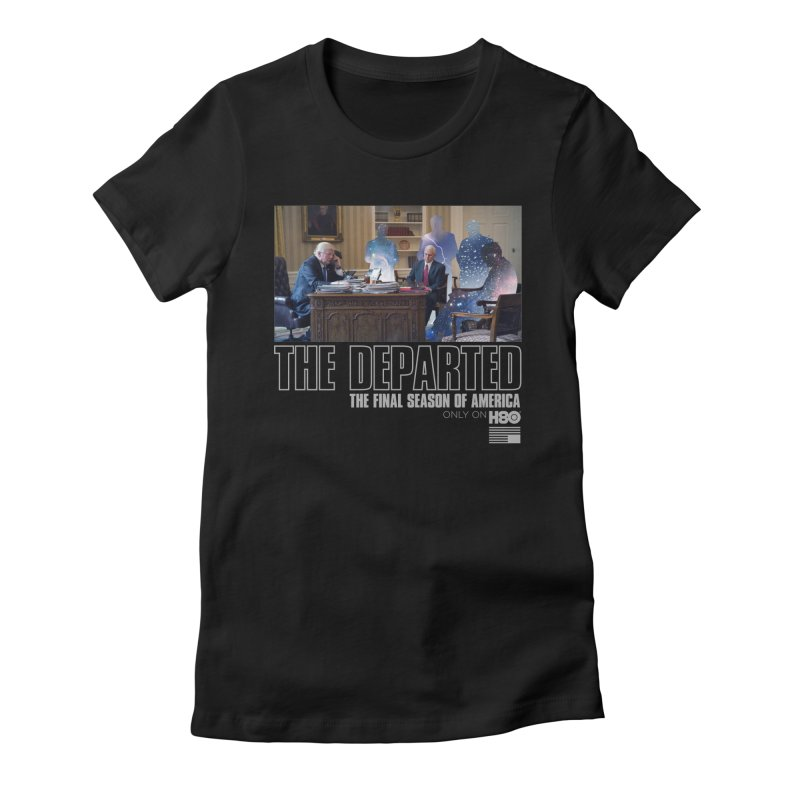 The Leftovers Women's Fitted T-Shirt by FWMJ's Shop