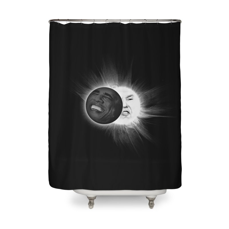 The 'Clipse Home Shower Curtain by FWMJ's Shop