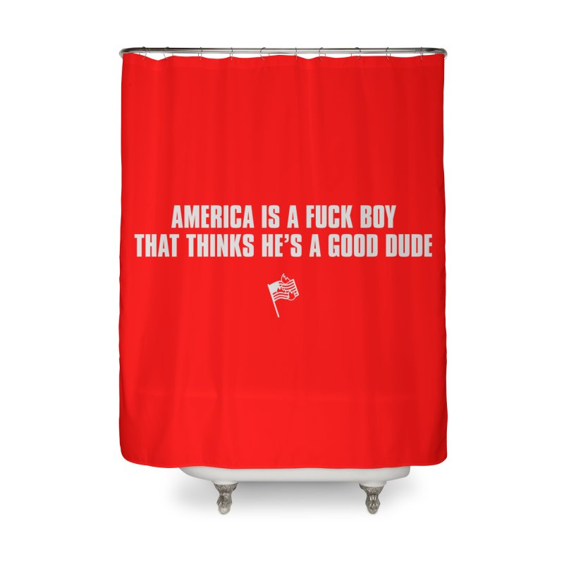 When Y'all's President is Insecure Home Shower Curtain by FWMJ's Shop