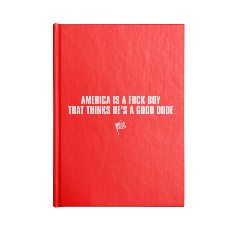 When Y'all's President is Insecure Accessories Notebook by FWMJ's Shop