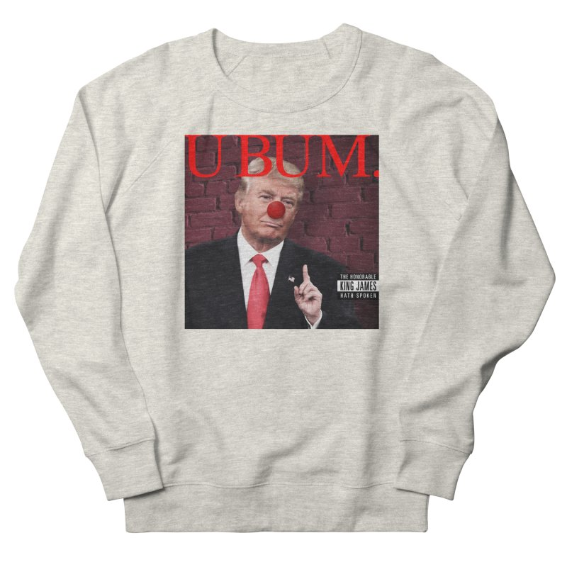 U BUM. Men's French Terry Sweatshirt by FWMJ's Shop