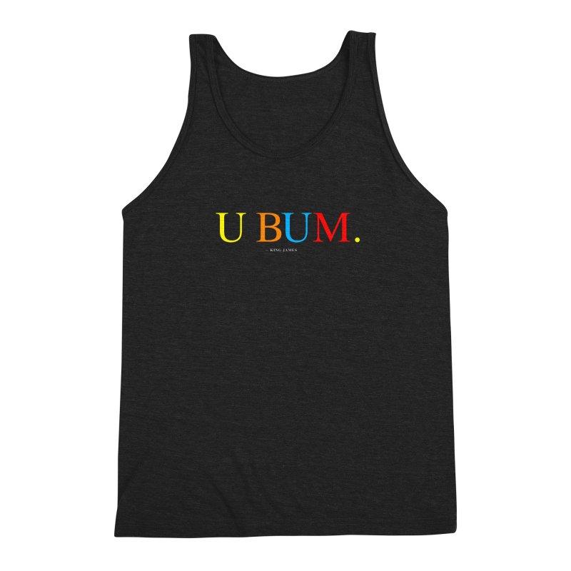U BUM. (For Questlove) Men's Tank by FWMJ's Shop