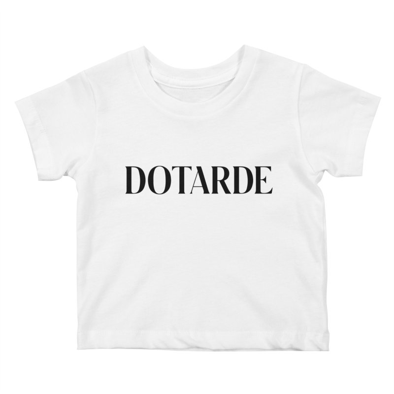 DOTARDE (Light) Kids Baby T-Shirt by FWMJ's Shop