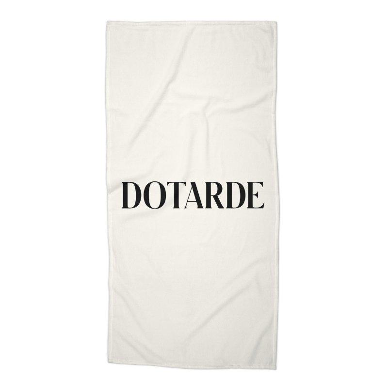 DOTARDE (Light) Accessories Beach Towel by FWMJ's Shop
