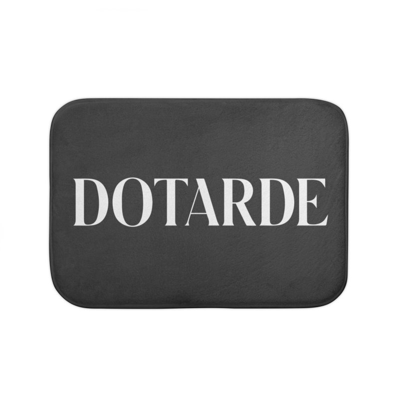 DOTARDE (Dark) Home Bath Mat by FWMJ's Shop
