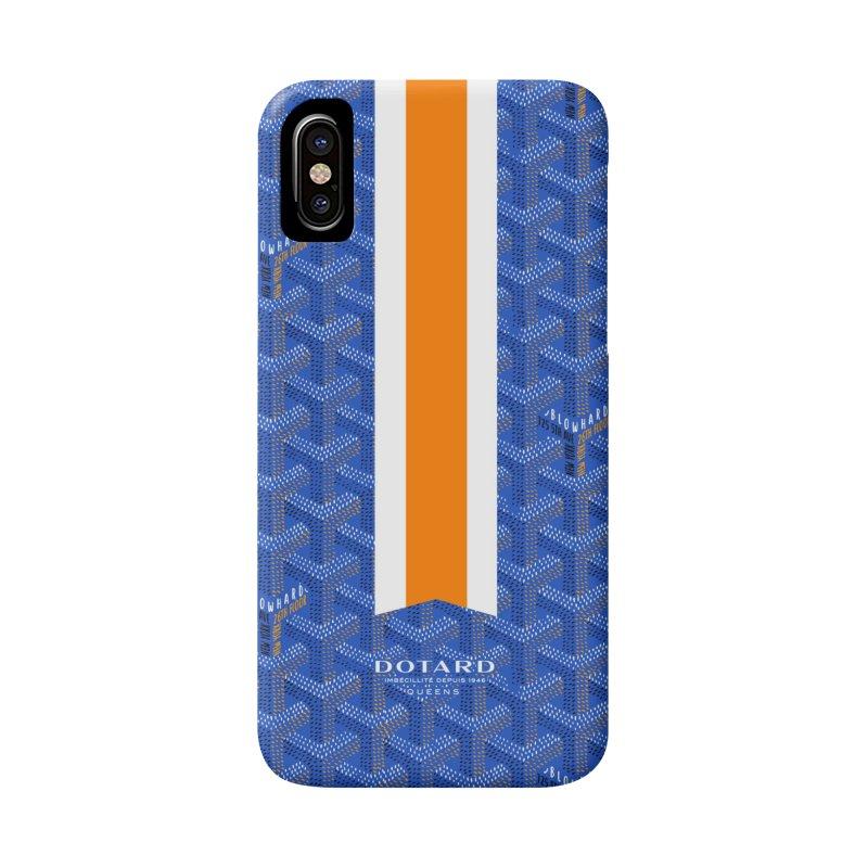 DOTARD. (Bleu) Accessories Phone Case by FWMJ's Shop