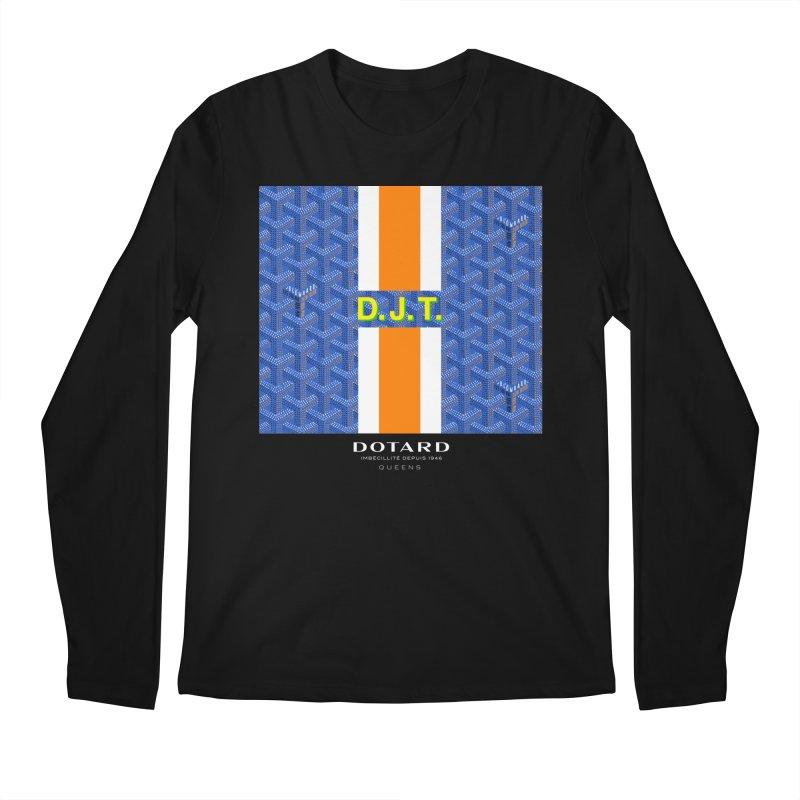 DOTARD. (Bleu) Men's Longsleeve T-Shirt by FWMJ's Shop