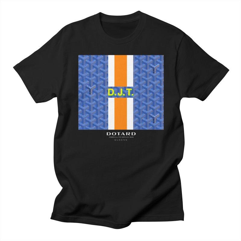 DOTARD. (Bleu) Women's Unisex T-Shirt by FWMJ's Shop