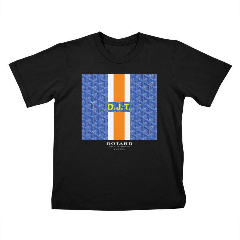 DOTARD. (Bleu) Kids T-shirt by FWMJ's Shop