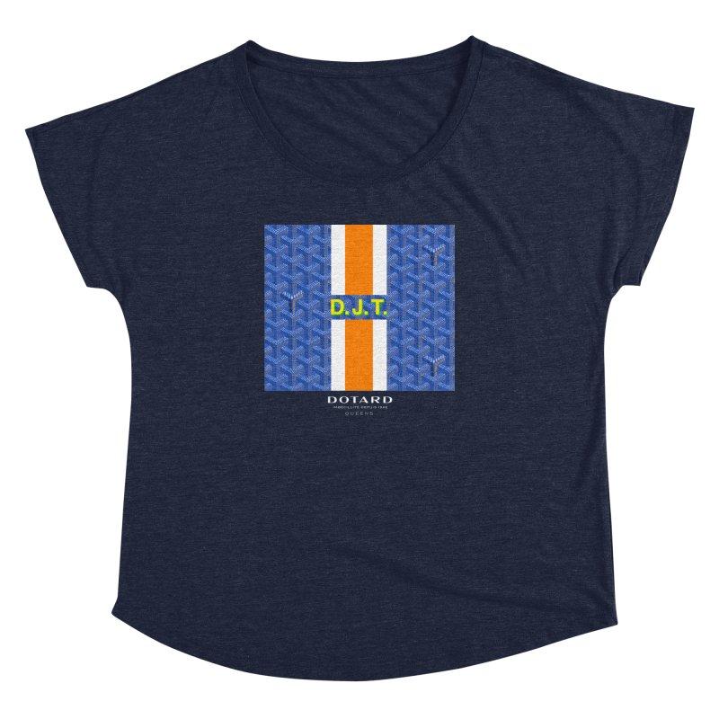 DOTARD. (Bleu) Women's Dolman by FWMJ's Shop