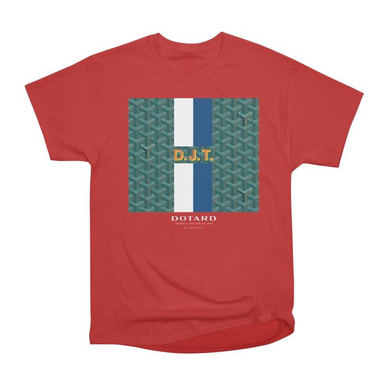 DOTARD. (Vert) Women's Classic Unisex T-Shirt by FWMJ's Shop