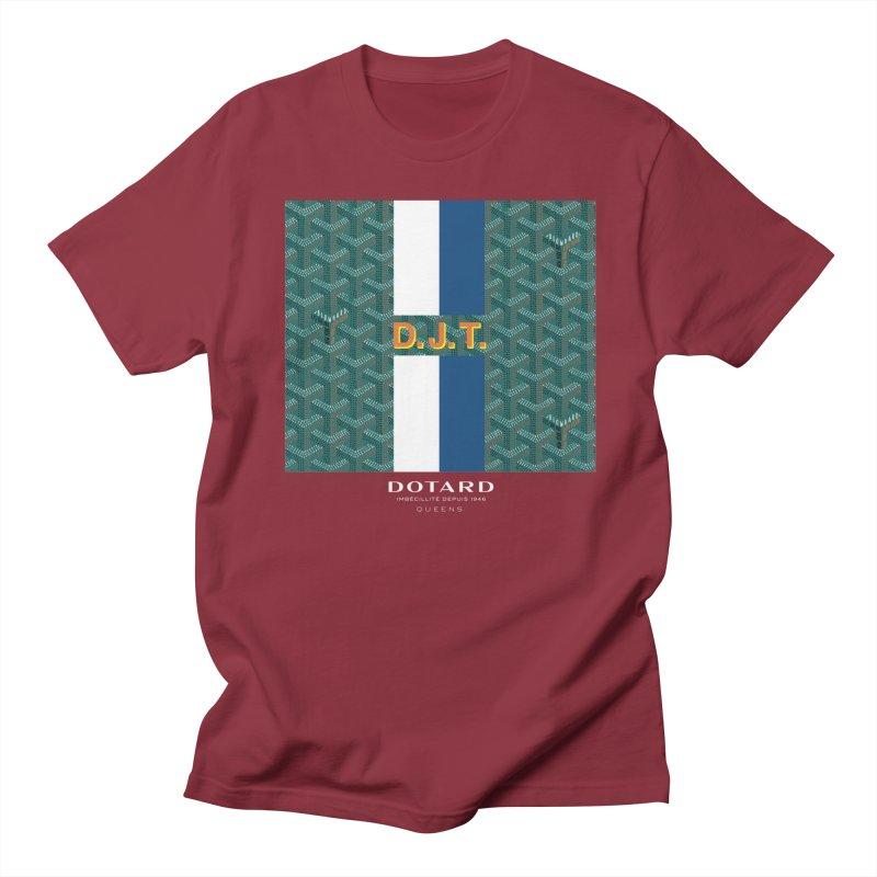DOTARD. (Vert) Women's Unisex T-Shirt by FWMJ's Shop