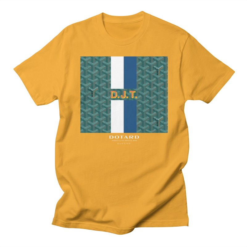 DOTARD. (Vert) Men's T-shirt by FWMJ's Shop