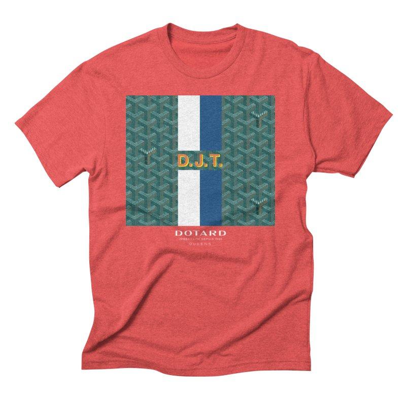 DOTARD. (Vert) Men's Triblend T-shirt by FWMJ's Shop