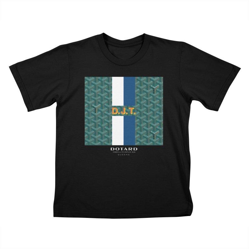 DOTARD. (Vert) Kids T-shirt by FWMJ's Shop