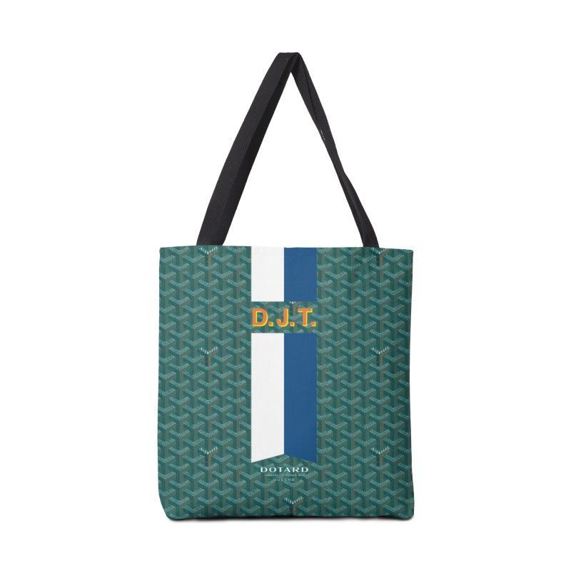 DOTARD. (Vert) Accessories Bag by FWMJ's Shop