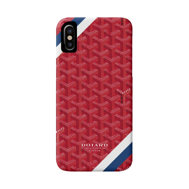 DOTARD. (Rouge) Accessories Phone Case by FWMJ's Shop
