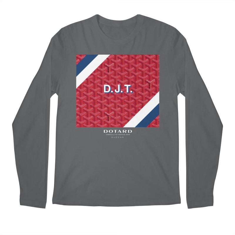 DOTARD. (Rouge) Men's Longsleeve T-Shirt by FWMJ's Shop