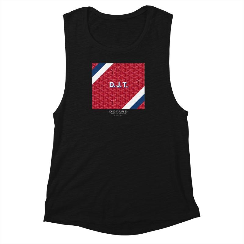 DOTARD. (Rouge) Women's Muscle Tank by FWMJ's Shop