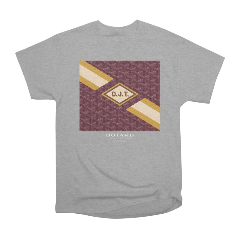 DOTARD. (Bordeaux) Men's Classic T-Shirt by FWMJ's Shop