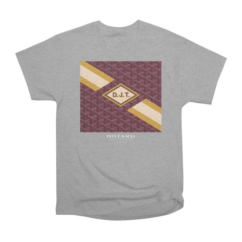 DOTARD. (Bordeaux) Women's Classic Unisex T-Shirt by FWMJ's Shop