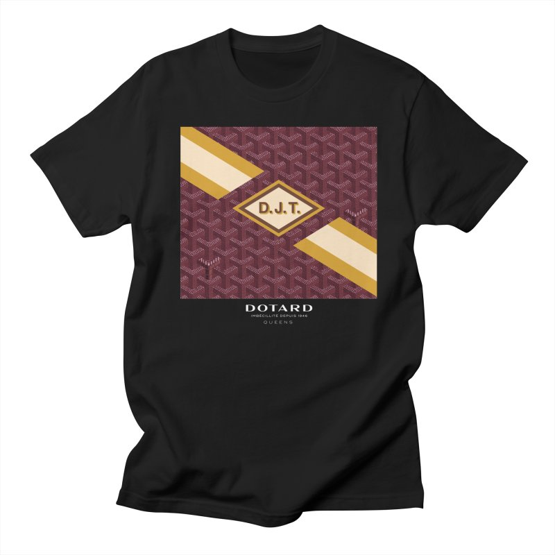 DOTARD. (Bordeaux) Men's T-shirt by FWMJ's Shop
