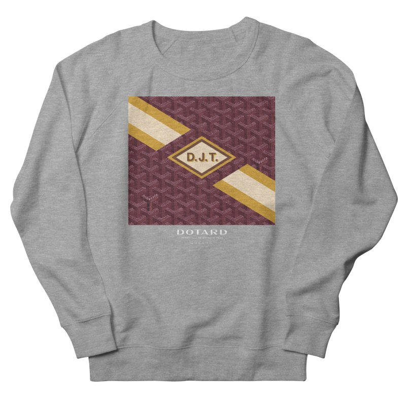 DOTARD. (Bordeaux) Men's Sweatshirt by FWMJ's Shop