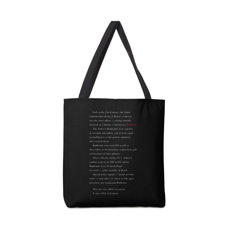 The Prologue Accessories Bag by FWMJ's Shop