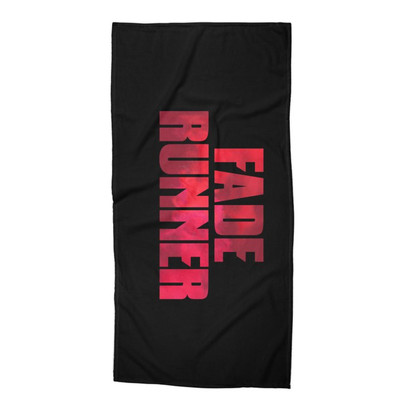Fade Runner Accessories Beach Towel by FWMJ's Shop