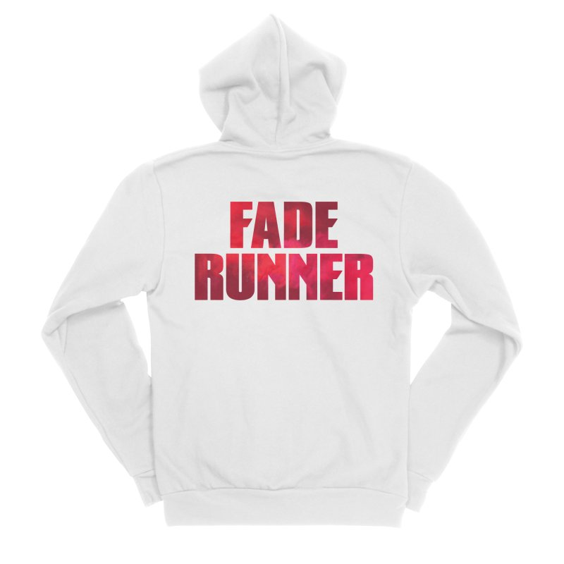 Fade Runner Men's Sponge Fleece Zip-Up Hoody by FWMJ's Shop