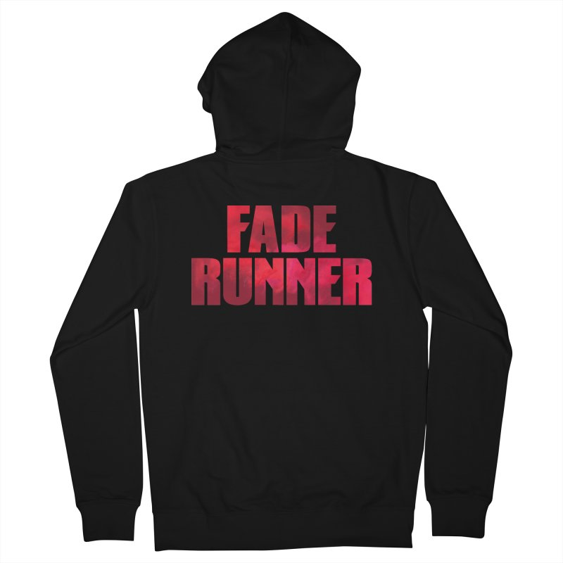 Fade Runner Men's Zip-Up Hoody by FWMJ's Shop