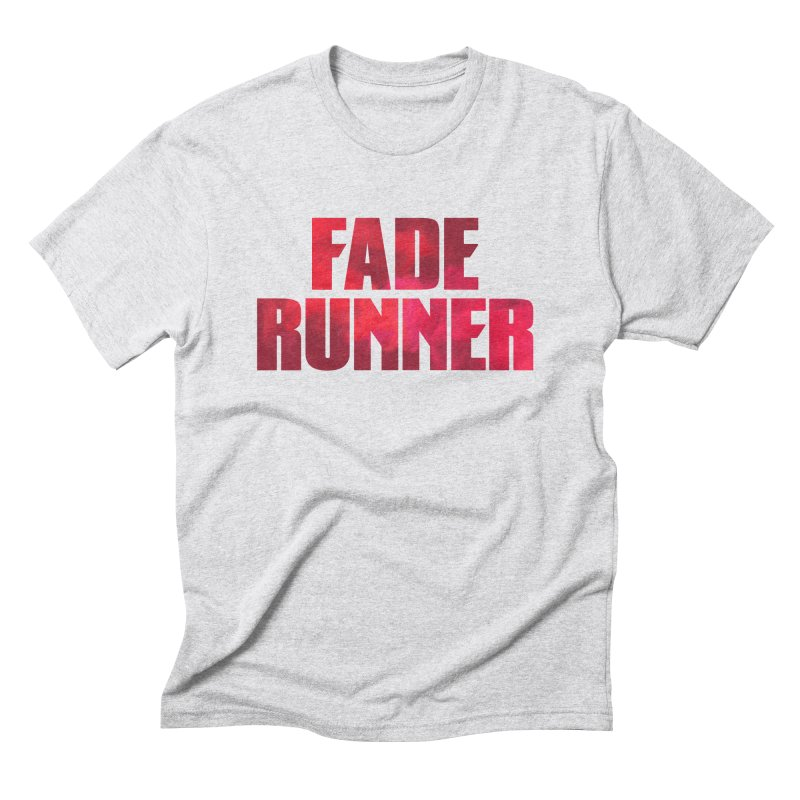 Fade Runner Men's T-Shirt by FWMJ's Shop