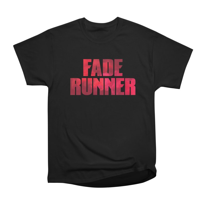 Fade Runner Men's Classic T-Shirt by FWMJ's Shop