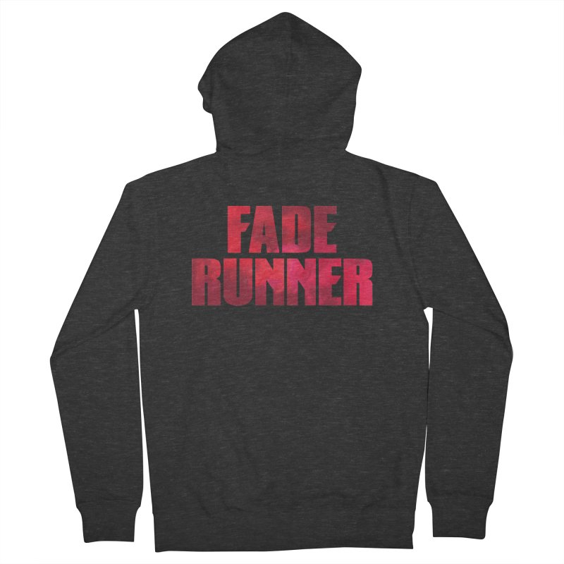 Fade Runner Men's French Terry Zip-Up Hoody by FWMJ's Shop