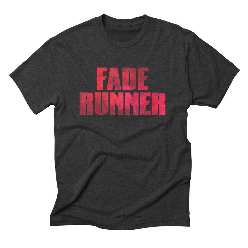 Fade Runner Men's Triblend T-shirt by FWMJ's Shop