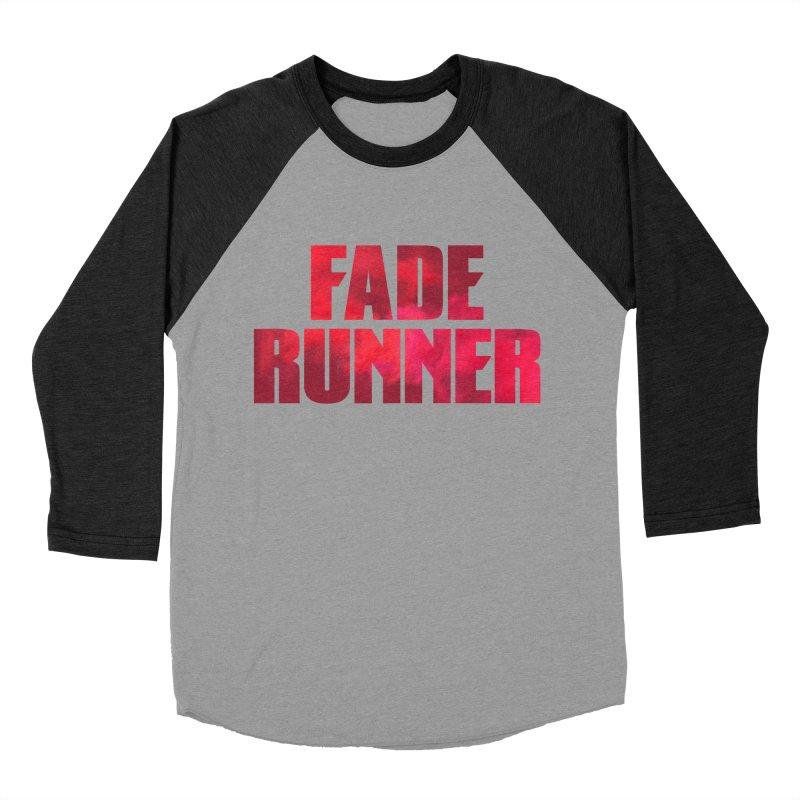 Fade Runner Men's Baseball Triblend T-Shirt by FWMJ's Shop