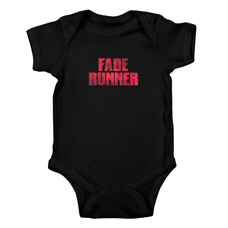 Fade Runner Kids Baby Bodysuit by FWMJ's Shop