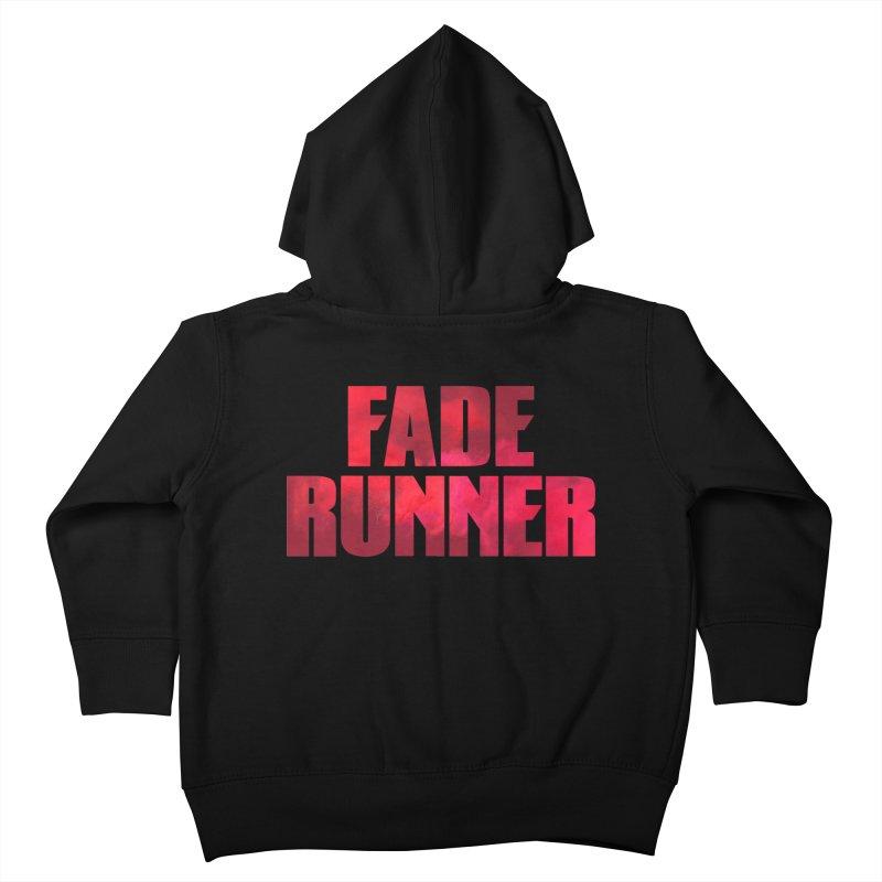 Fade Runner Kids Toddler Zip-Up Hoody by FWMJ's Shop