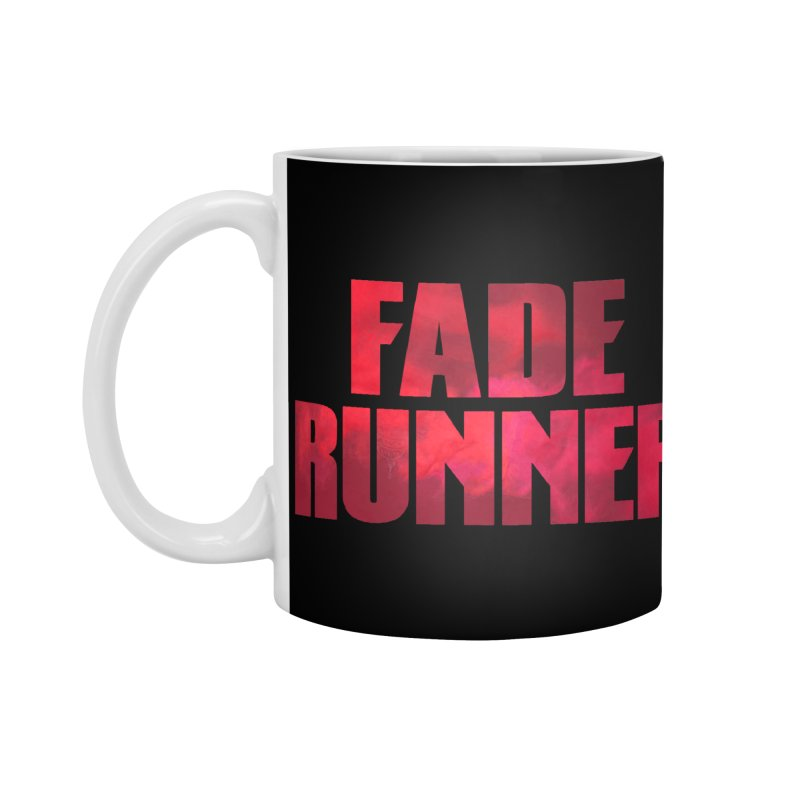 Fade Runner Accessories Mug by FWMJ's Shop