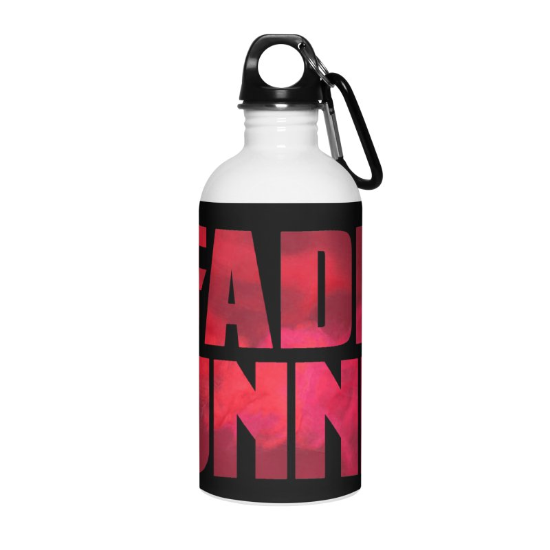 Fade Runner Accessories Water Bottle by FWMJ's Shop
